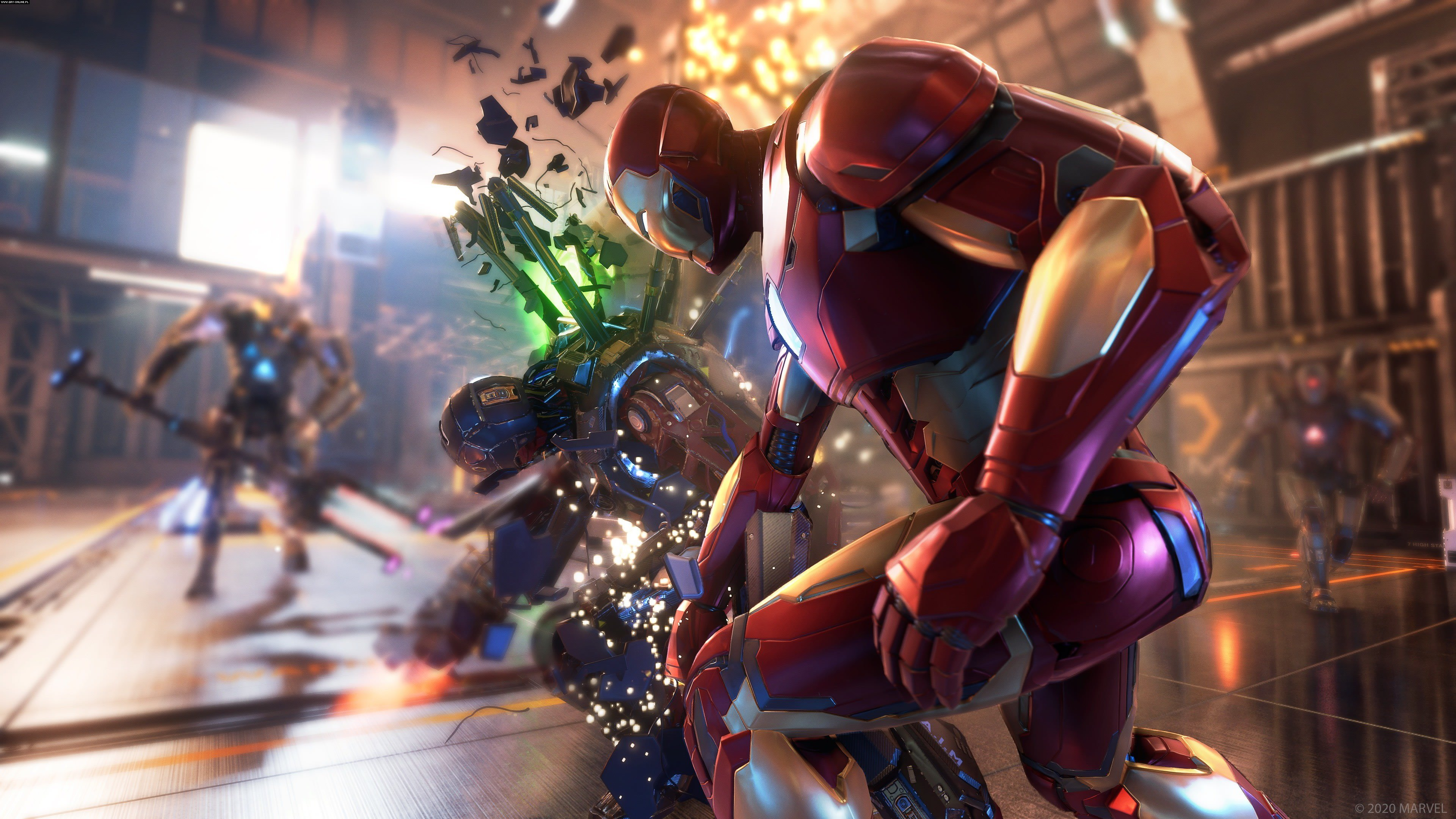 漫威复仇者联盟/Marvel's Avengers插图5