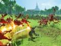 《塞尔达无双:灾厄启示录》游戏截图-2小图