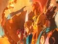 《塞尔达无双:灾厄启示录》游戏截图-6小图