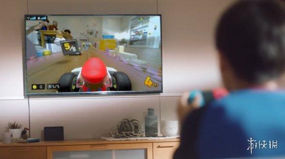 《马里奥赛车 Live:家庭巡回赛》游戏截图-4
