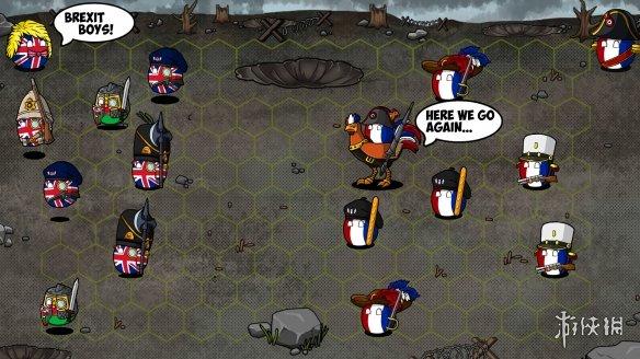 《波兰球英雄》游戏截图5