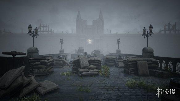 角色扮演策略探索游戏《黑色传奇》专题上线