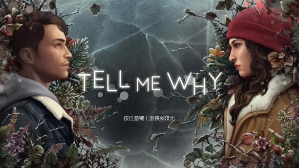 《Tell Me Why》游戏汉化截图