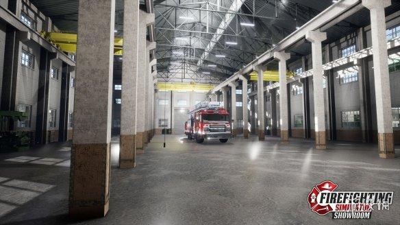 《消防模拟器》游戏截图-2