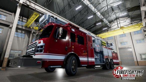 《消防模拟器》游戏截图-3