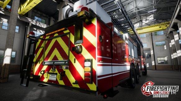 《消防模拟器》游戏截图-4