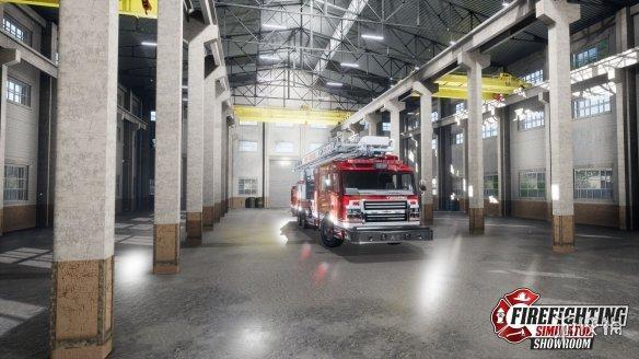 《消防模拟器》游戏截图-6