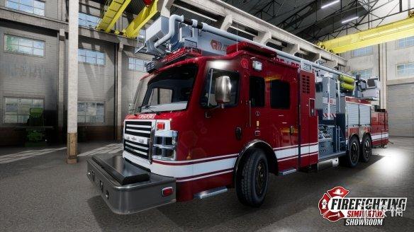 《消防模拟器》游戏截图-8