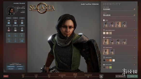 《索拉斯塔:法师之冠》游戏截图-5