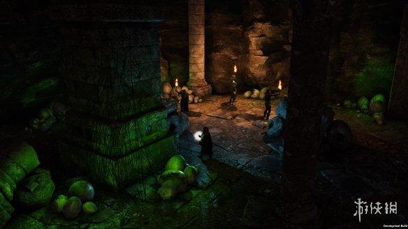 《索拉斯塔:法师之冠》游戏截图-10