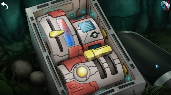 《奥罗拉:遗失的奖章》游戏截图-3