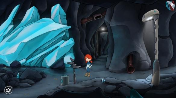 《奥罗拉:遗失的奖章》游戏截图-5