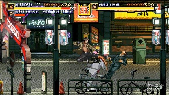 《神室町街头》游戏截图-1