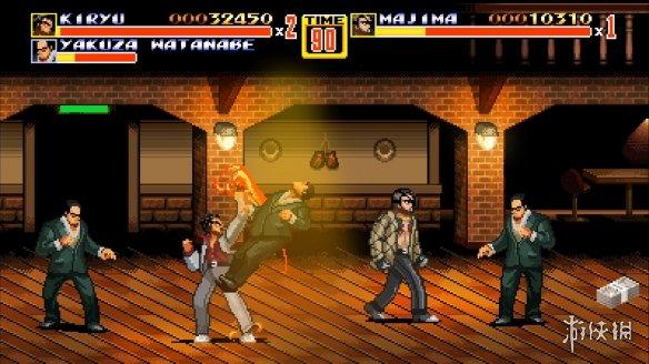 《神室町街头》游戏截图-2