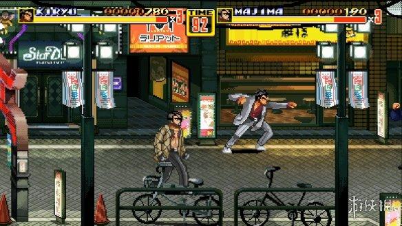 《神室町街头》游戏截图-3