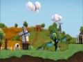 《疯狂的旅鼠》游戏截图-3小图