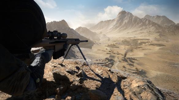 狙击手:幽灵战士契约21