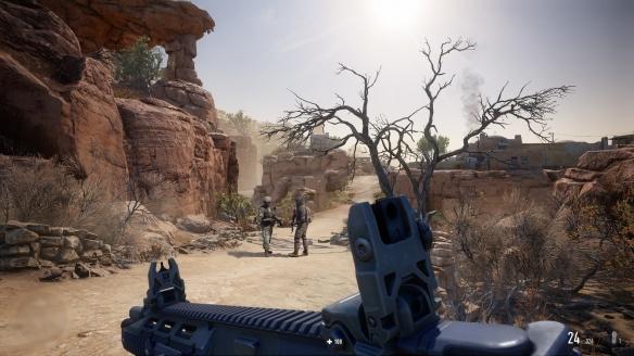 狙击手:幽灵战士契约22