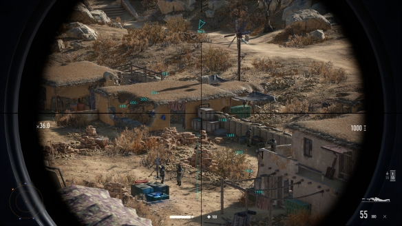 狙击手:幽灵战士契约23