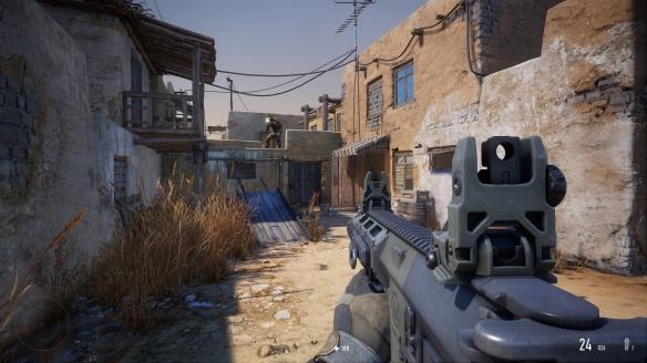 狙击手:幽灵战士契约24