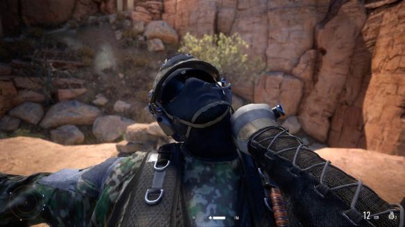 狙击手:幽灵战士契约26