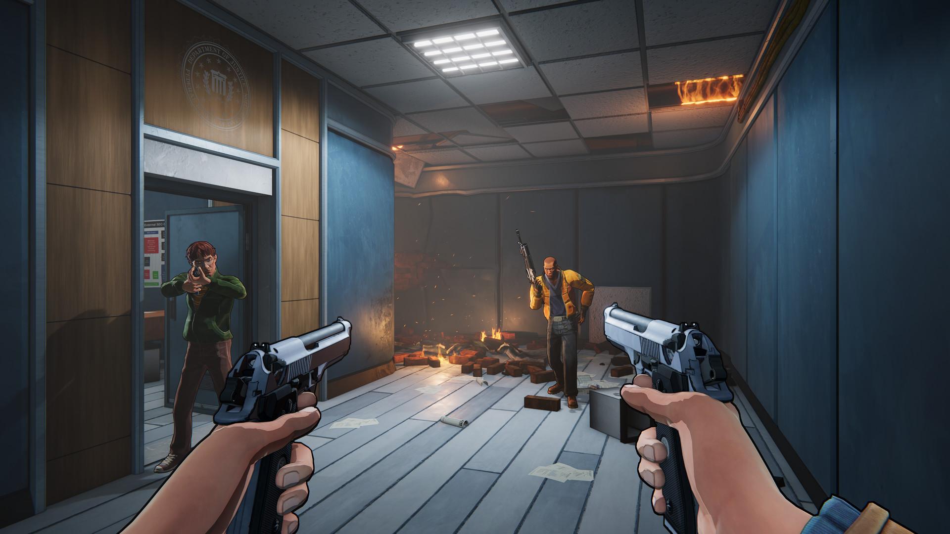 杀手13重置版 免安装英文版 第一人称射击FPS