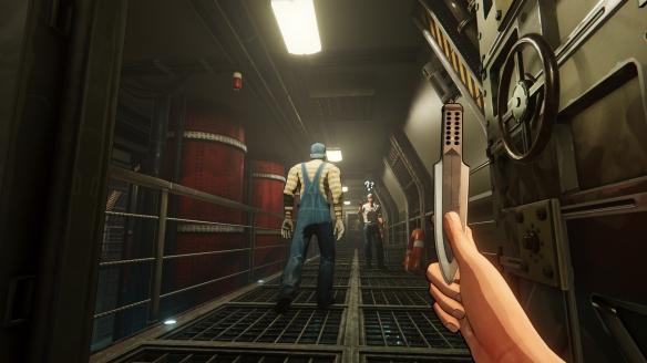《杀手13:重制版,》游戏截图