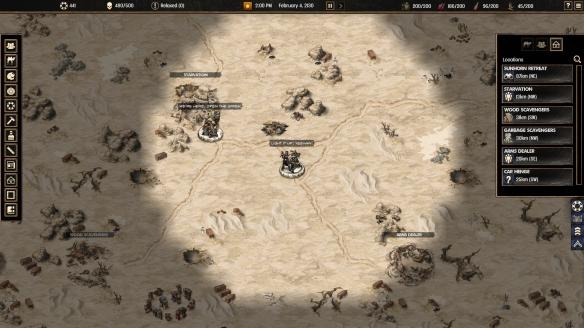 《掠夺者:被遗弃的地球》游戏截图1