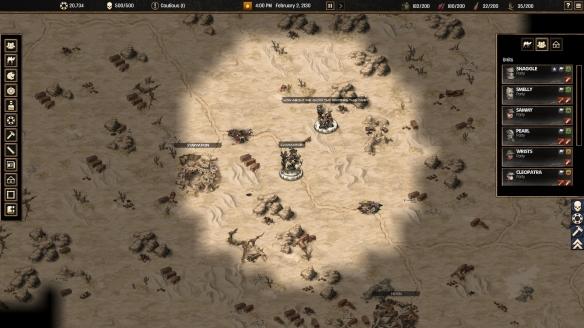 《掠夺者:被遗弃的地球》游戏截图6