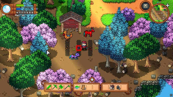 《怪物牧场》游戏截图2