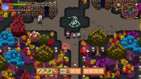 《怪物牧场》游戏截图3