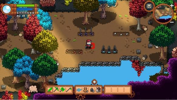 《怪物牧场》游戏截图4