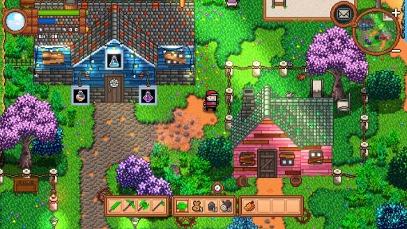《怪物牧场》游戏截图6