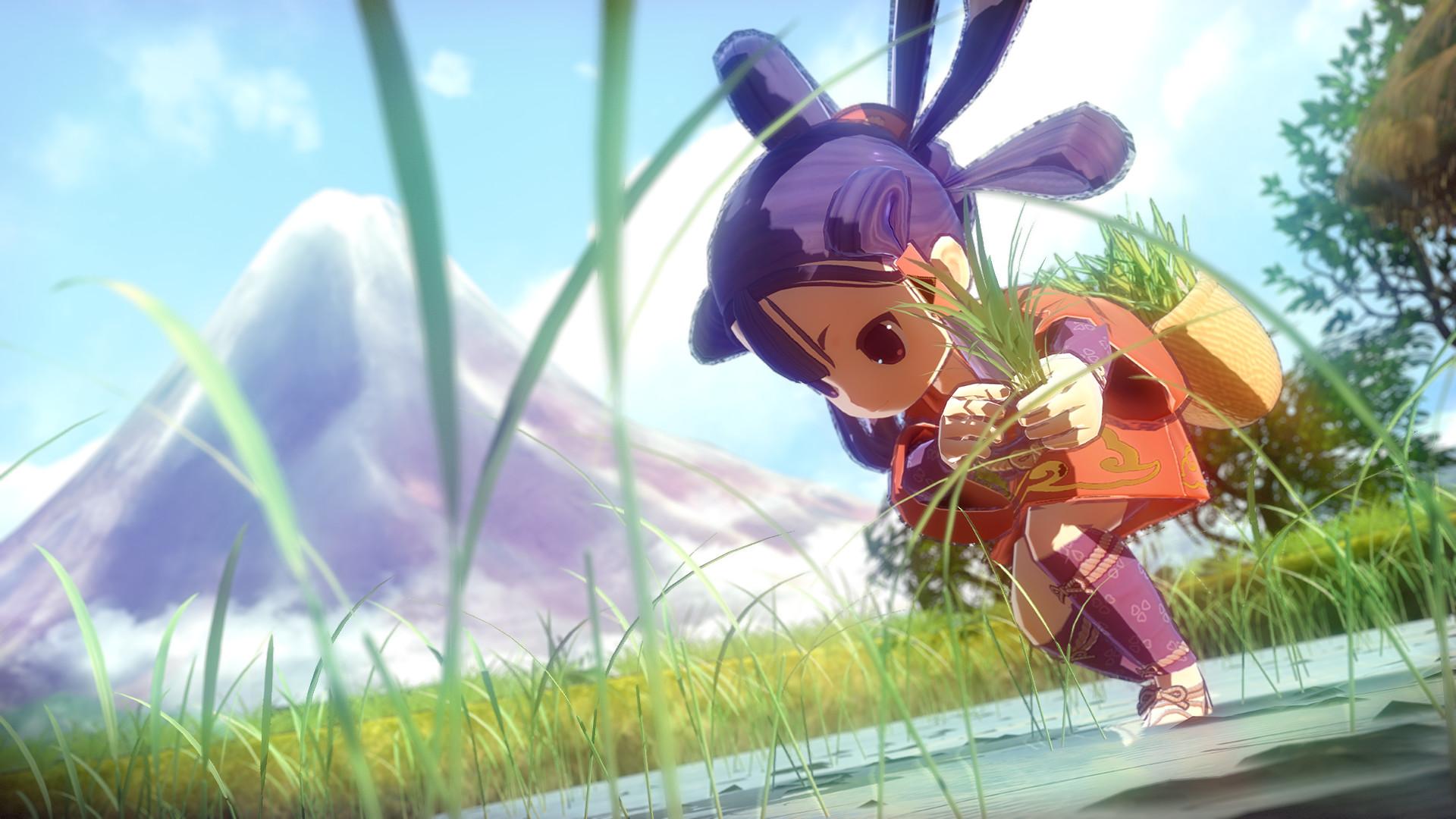 天穗之咲稻姬 Sakuna: Of Rice and Ruin v32021 免安装豪华中文版插图(1)
