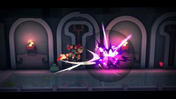 横版RPG战斗动作游戏《年轻的灵魂》专题上线