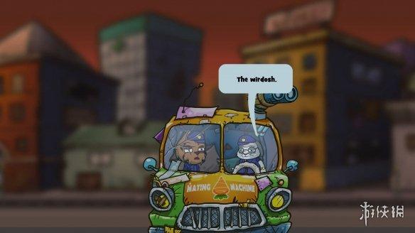 卡通风僵尸生存游戏《穿越僵尸启示录2:牢笼》专题上线