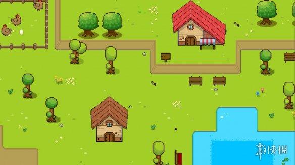 店铺模拟经营游戏《松鼠镇的杂货店》专题上线!