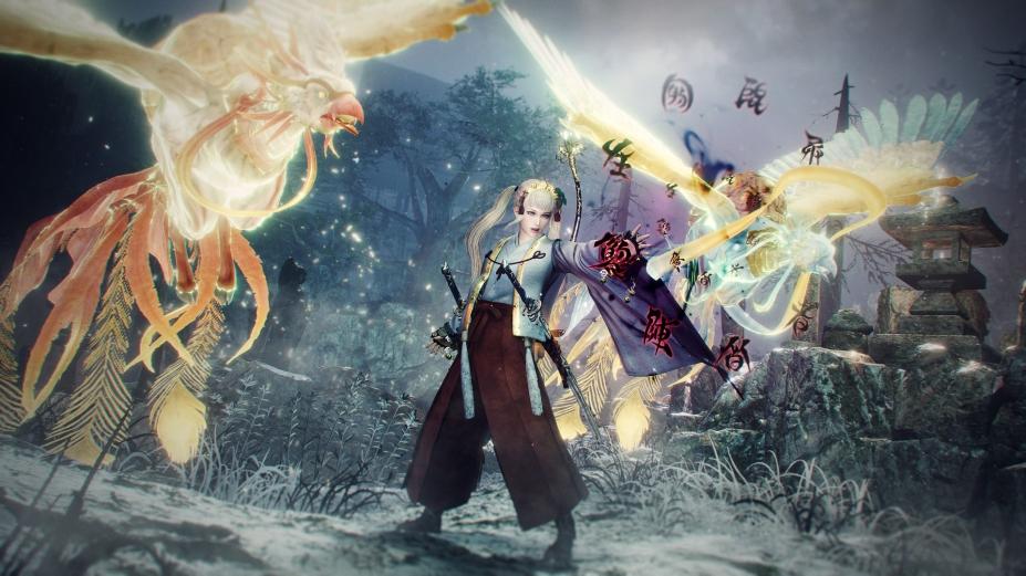 《仁王2》游戏截图