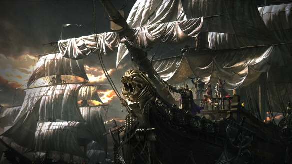 《失落的方舟》游戏截图2
