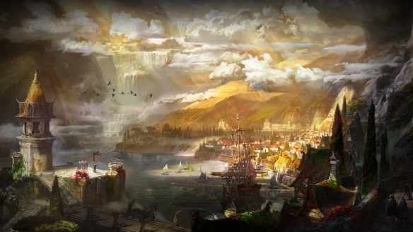 《失落的方舟》游戏截图1