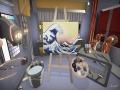《SuchArt:艺术家模拟器》游戏截图-2小图