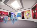 《SuchArt:艺术家模拟器》游戏截图-11小图