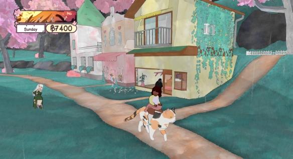 《撸猫模拟器》游戏截图