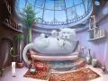 《喵喵乐园的凯蒂》游戏截图-6小图