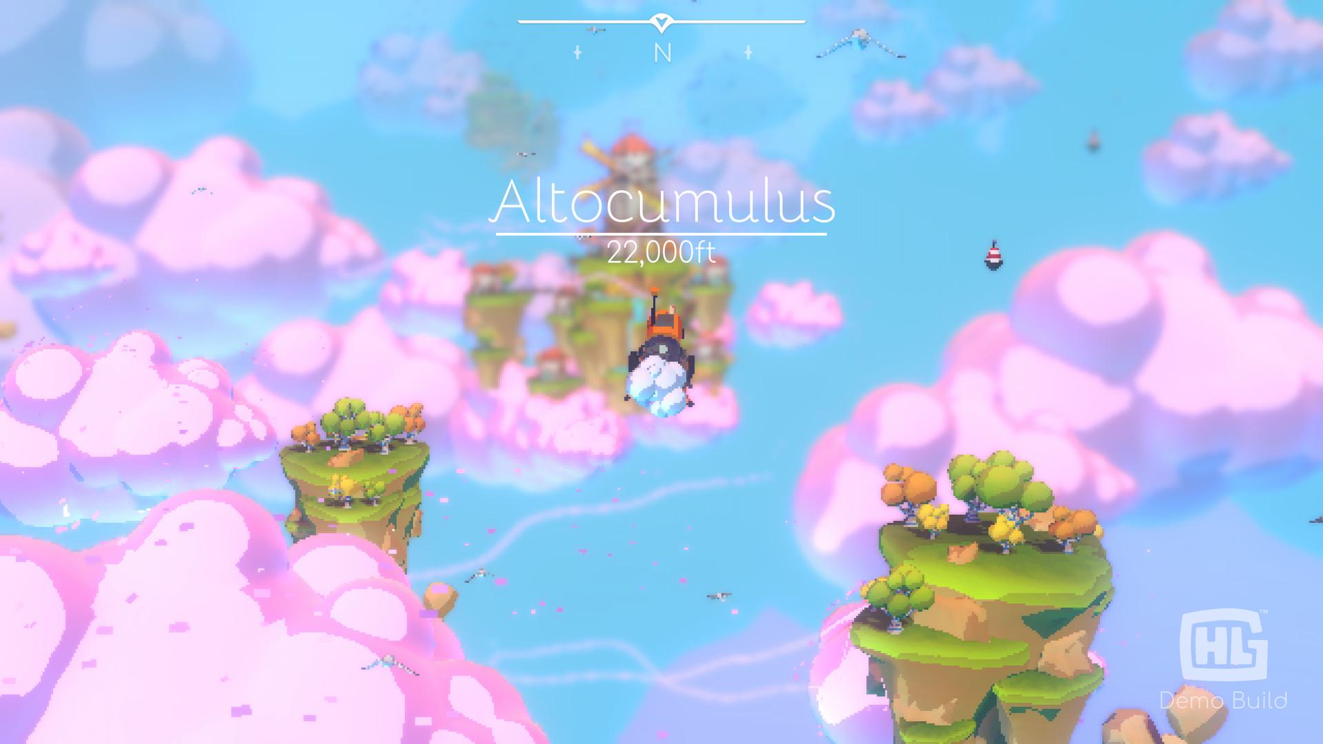 云间跃动者游戏图赏(4)