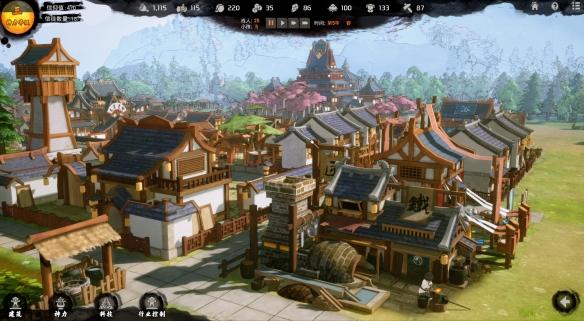 《天神镇物语》游戏截图1