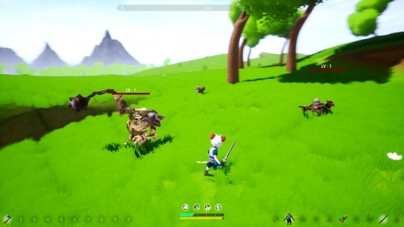 《剑斗界域》游戏截图9