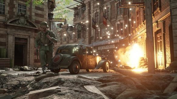 二战第一人称射击游戏《战争之日》专题上线!
