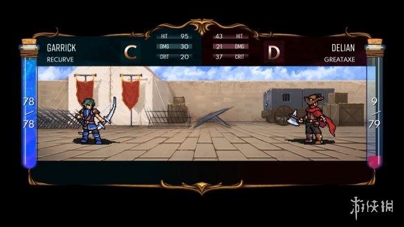 《晦暗神祇》游戏截图-2