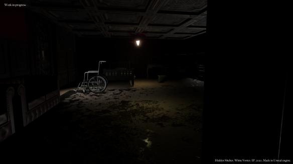 《隐藏的避难所》游戏截图4